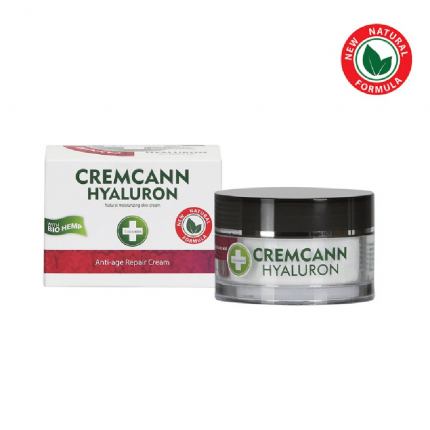 Cannabis cream hyalouron