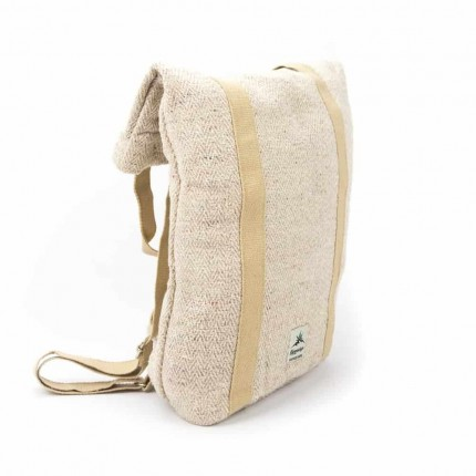 "Hemp ""2in1"" bag-HEMPALAYA"
