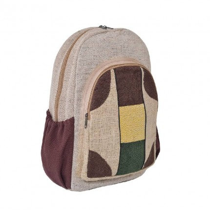 Hemp backpack-Hanflust