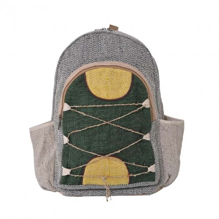 Hemp backpack-Hempmade
