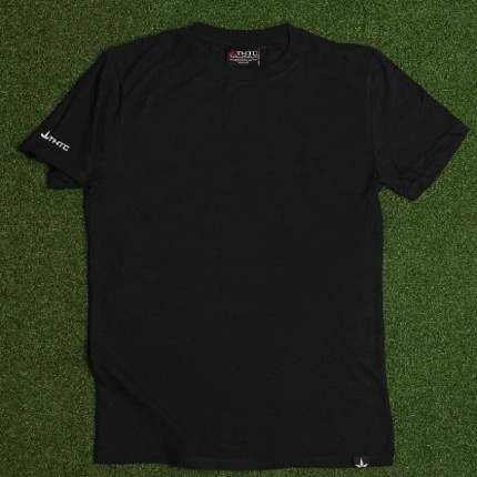 Hemp t-shirt black-THTC