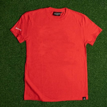 Hemp t-shirt red-THTC