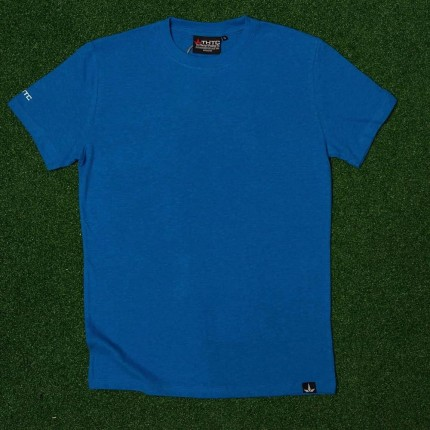 Hemp t-shirt blue-THTC