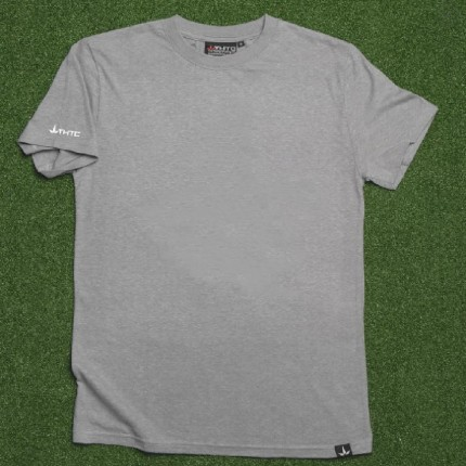 Hemp t-shirt light khaki-THTC