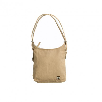"Hemp ""2in1"" bag-PURE"