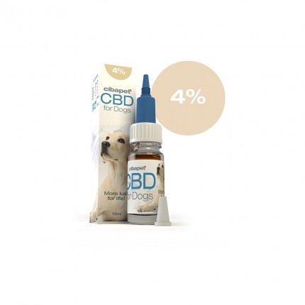 Cbd oil for dogs 4%