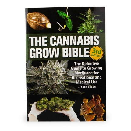 The Cannabis Grow Bible-3rd...