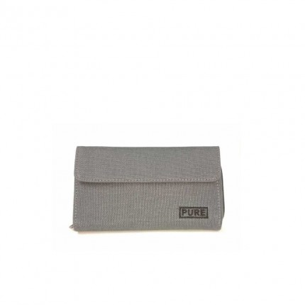 Ladies hemp wallet-PURE