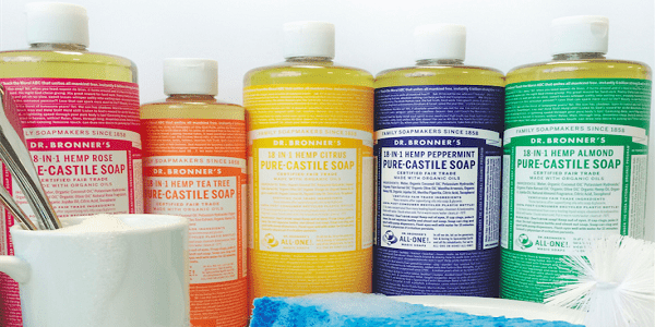 Dr.Bronner : This is why we make soaps
